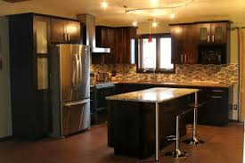 Kitchen Cabinet Espresso Color Paint Colors For Kitchens With Espresso Cabinets Design Porter