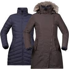 Bergans Sagene 3in1 Lady Coat Cocoa Night Blue
