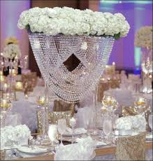 wonderfull tall acrylic crystal table centerpiece wedding chandelier with large wedding table centerpieces