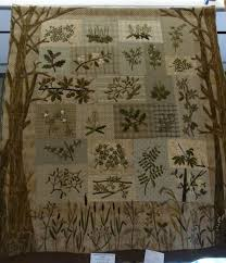 340 best japanese quilting & embroidery images on Pinterest ... & Herbs and leaves, Yoko Saito style Adamdwight.com