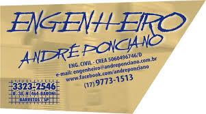 Engenheiro ANDRÉ Ponciano - Home | Facebook