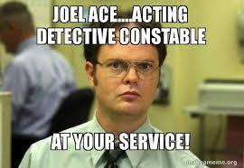 Image result for detective meme