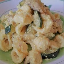 Recipe - Pasta with mackerel and ...
