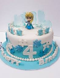 Unique Frozen Birthday Cake 18 Themed Cakes Which Can Be Customized