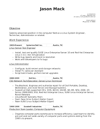 Dental Technician Resume Objective Examples Unique Lead Mechanic
