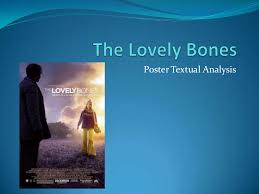 the lovely bones poster analysis