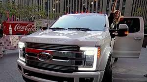 2018 ford work truck. delighful truck ford unveils new luxury truck for 2018 ford work