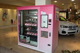 Cupcake Vending Machine Awesome Cupcakes On Demand Sounds Too Sweet To Be True The 48 January 48