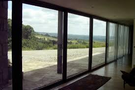internal view of sunflex uk svg plus sliding door system