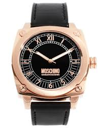 jumpsuit double layer halter sexy leather and moschino love this sexy moschino mens mw0297 black leather strap watch £160 00 now £96 00