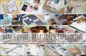 Vacation Albums Vacation Scrapbooking