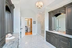 custom bathroom lighting. Brilliant Custom BathroomCustom Bathroom Cabinetry Design Line Kitchens In Sea Appealing  Double Custom Inside Lighting O