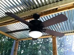 outdoor porch ceiling fans ceiling fans corrugated metal roof porch ceiling patio fans outdoor covered cheerful outdoor porch ceiling fans