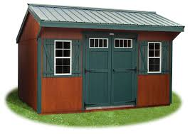 10x16 lp sided cottage storage shed from pine creek structures