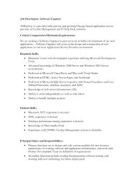 job description software cler webs cover letter cover letter job description software cler websoffice engineer job description