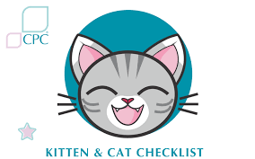 Kitten Cat Checklist Cpc Cares