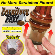Furniture Feet Size