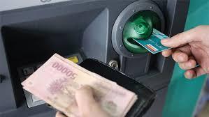 Kết quả hình ảnh cho rút tiền thẻ tín dụng