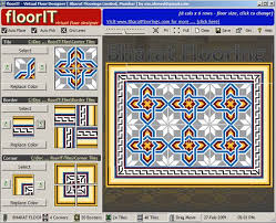 floor tile pattern design software. floorit ( virtual floor designer ) tile pattern design software o