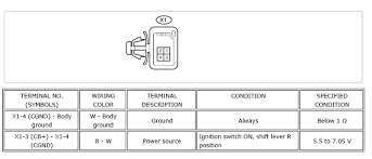 wiring help back up camera toyota nation forum toyota car and Toyota Tundra Backup Camera Wiring Diagram worklog road rage ii (2007 tundra) page 7 toyota tundra, adding backup camera 2008 toyota tundra backup camera wiring diagram