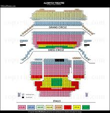 Novello Theatre Seating Chart Aldwych Theatre London Seat Map And Prices For Tina The