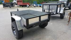 base trailer with wheel package