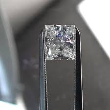 Diamonds Cuts And Clarity 98 Ct Princess Cut Clarity Enhanced Diamond