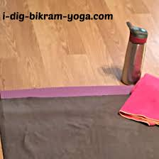 the guide to finding your perfect hot yoga mat