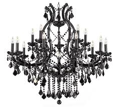a83 black 21510 15 1 maria theresa chandelier chandeliers crystal chandelier