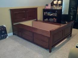 king storage bed plans. Uncategorized King Storage Bed Plans The Best Diy Frame Designs Into Glass Double Pict .