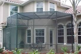 china patio screen enclosure
