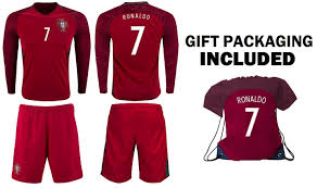 Long Bag Alibaba Jersey Price Portugal Home Kids Sleeve Drawstring Buy com Jerzehero Set Or✓ Away Or On Soccer 7 ✓ Short Ronaldo In Shorts Gift Youth Cheap|NFL Fullback Fraternity Stronger Than Ever In League's One Centesimal Season