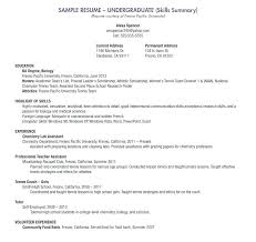 Current Resume Template Resume For Teenager First Job Resume For