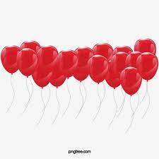 赤い 風船