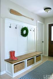 entrance foyer furniture. Entrance Foyer Furniture Entryway Mudroom Tutorial Bench .