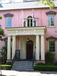 The Olde Pink House Savannah Ga
