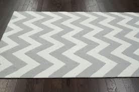 grey and white chevron rug  cievi – home