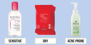 the most trustworthy makeup removers for every skin type
