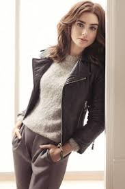 477 best Lily. Collins. images on Pinterest
