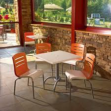 Domino Stacking Bar Chairs
