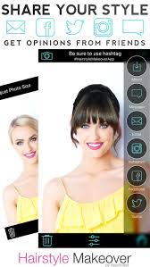 Hairstyle Simulator App hairstyle makeover on the app store 4296 by stevesalt.us