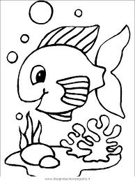 Disegno Pescepesci098 Animali Da Colorare