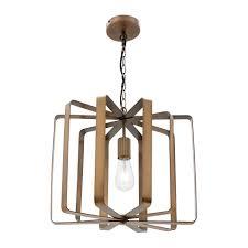cage pendant lighting. Mercator Aged Brass 1 Light Metal Cage Pendant - Lighting U