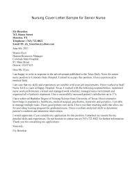 Nursing Student Cover Letter Template New Sample Fresh