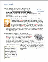 Theology Course Sample Pages   CARM Christian Apologetics     Carm