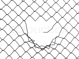 barbed wire fence drawing. Buy The Royalty-free Stock Image \ Barbed Wire Fence Drawing G