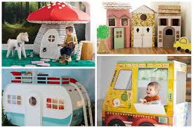 15 of the coolest indoor playhouses for kids from diy to a few splurges