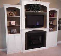 built in entertainment centers with built in gas fireplace