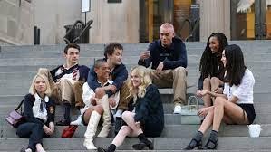 Nieuwe Gossip Girl-cast deelt details ...