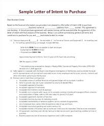 Letter Of Intent To Purchase Goods Extraordinary Loi Samples Idmanadoco